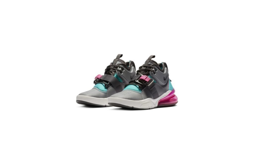 Air Force 270 Cool Grey Hyper Jade (GS)