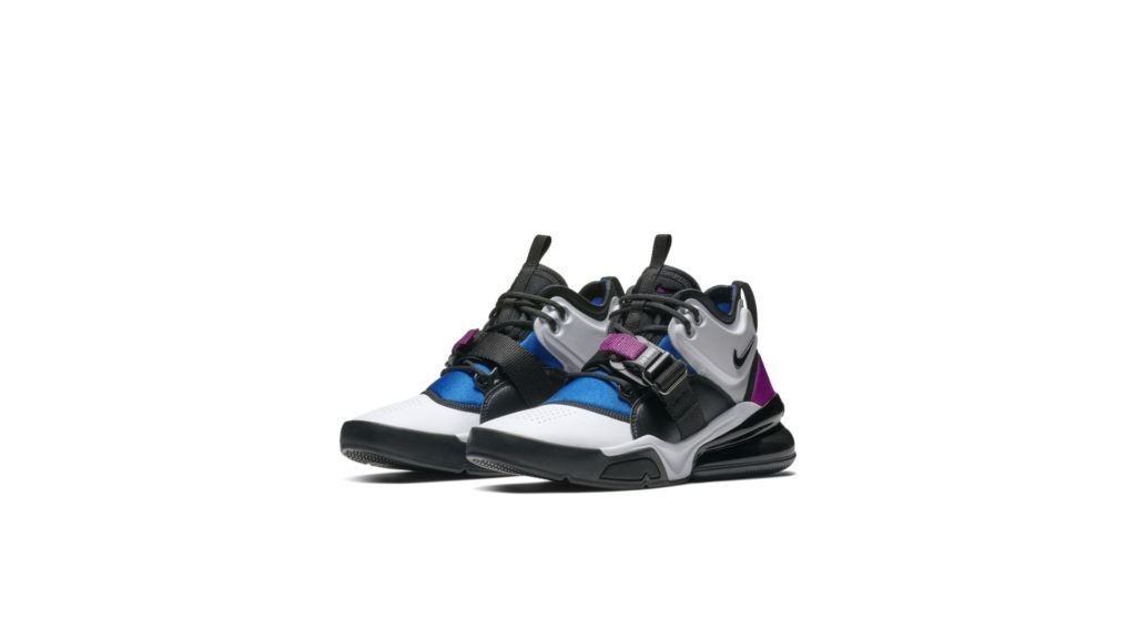 Air Force 270 White Black Lyon Blue (GS)
