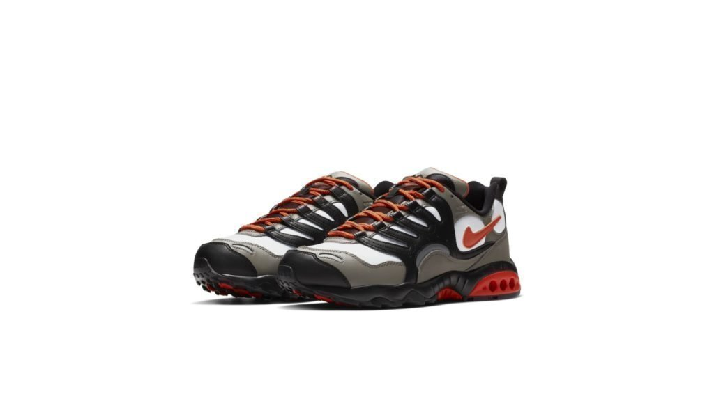 Air Terra Humara 18 Olive Grey Deep Orange