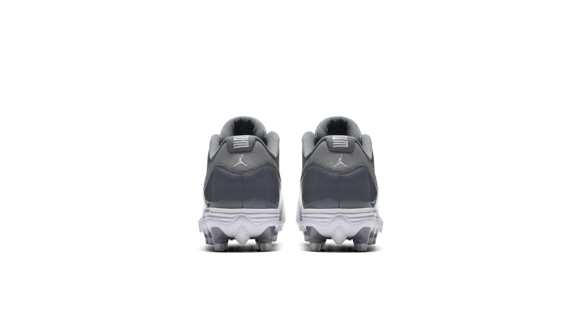 Jordan 11 Retro Low Cleat Cool Grey (AO1560-003)