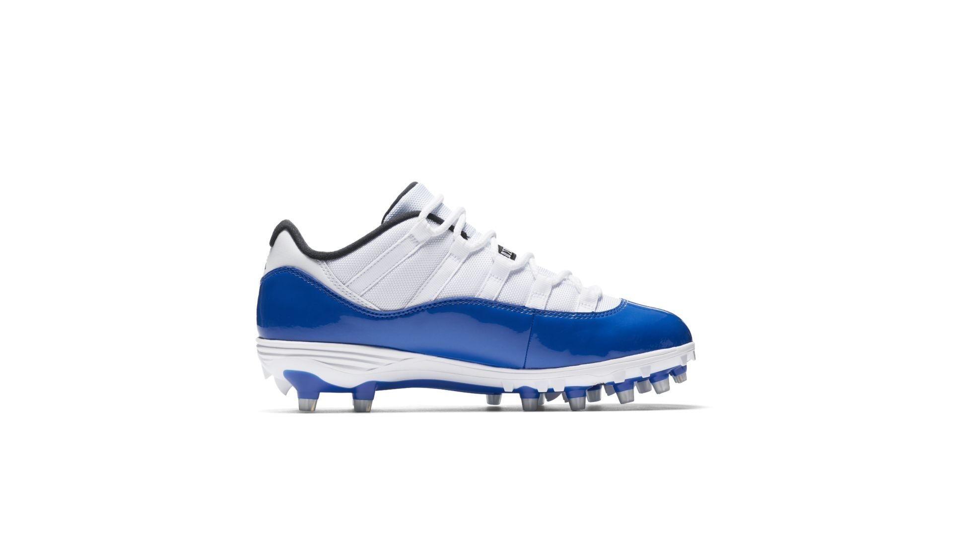 Jordan 11 Retro Low Cleat White Royal (AO1560-107)
