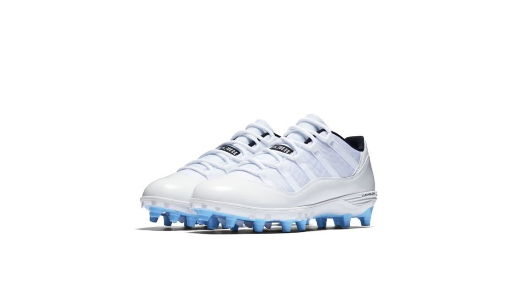 Jordan 11 Retro Low Cleat Columbia