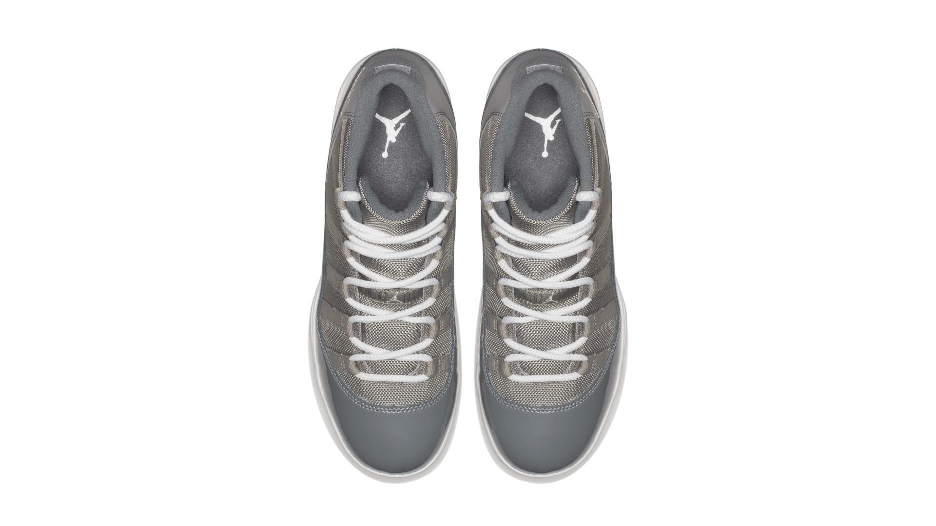 Jordan 11 Retro Cleat Cool Grey (AO1561-003)