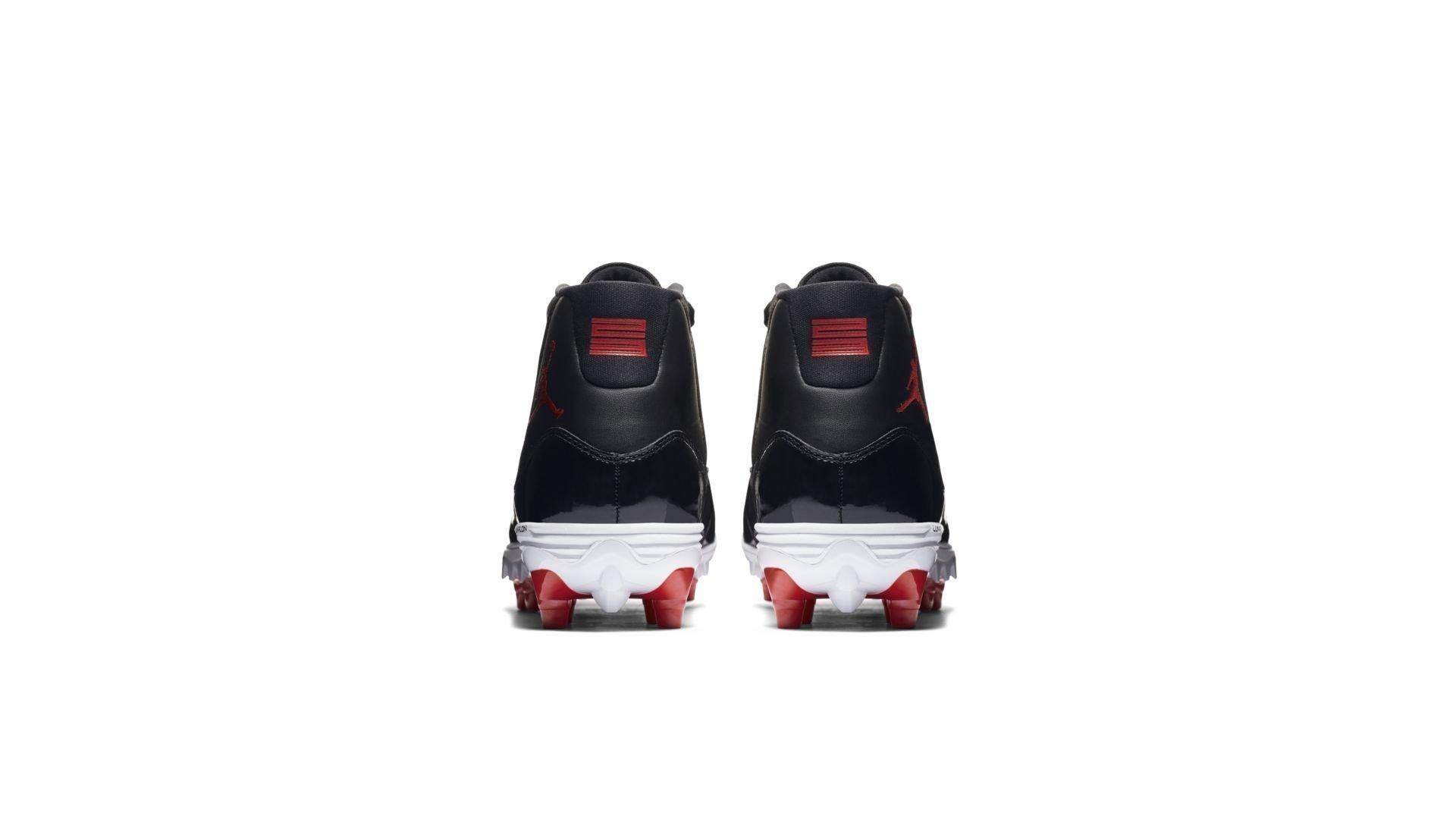 Jordan 11 Retro Cleat Bred (AO1561-010)
