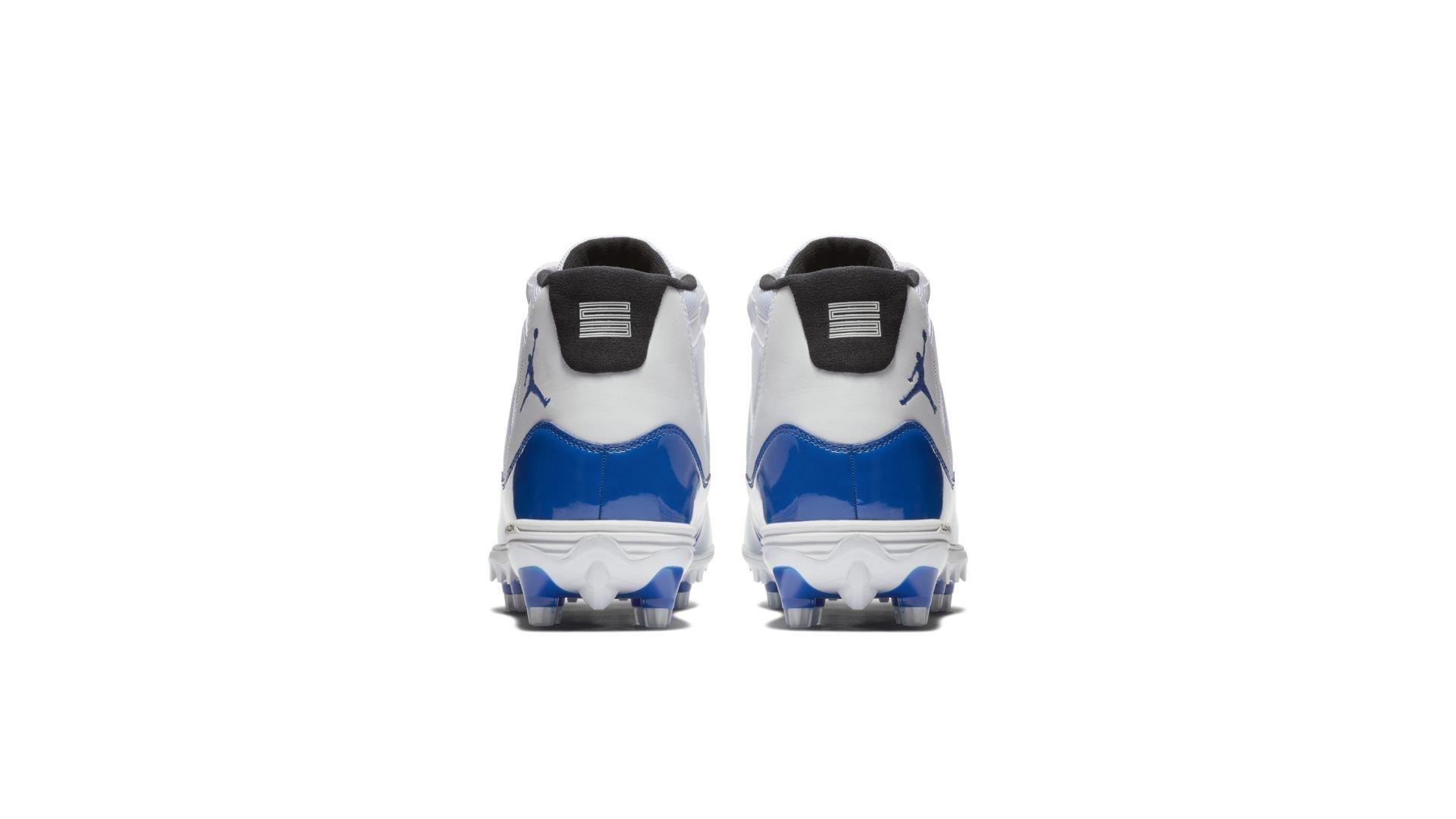 Jordan 11 Retro Cleat White Royal (AO1561-107)