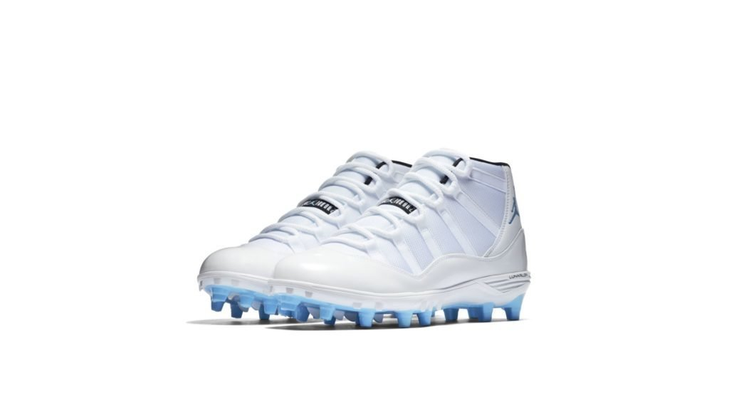 Jordan 11 Retro Cleat Columbia