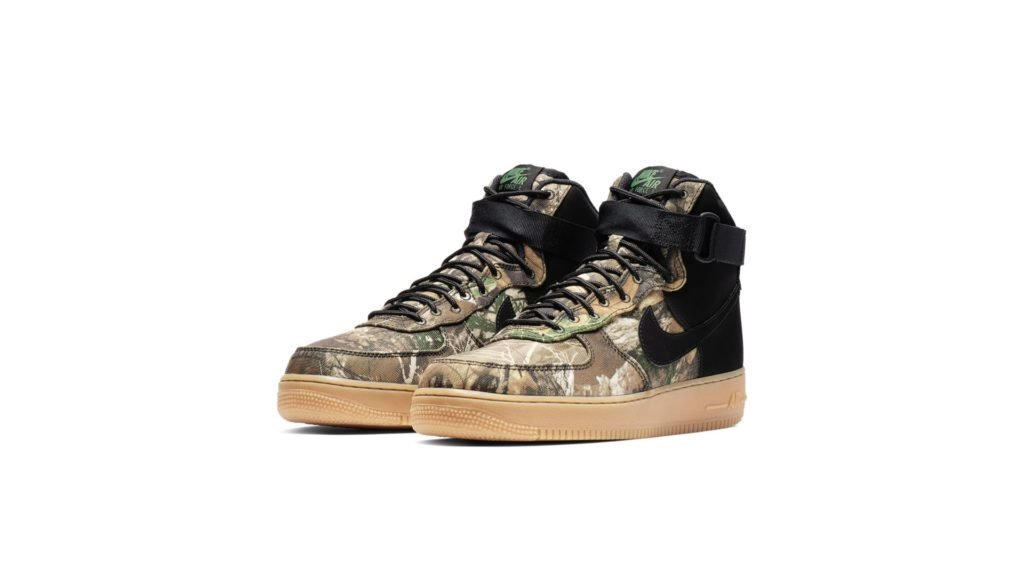 Air Force 1 High Realtree Camo