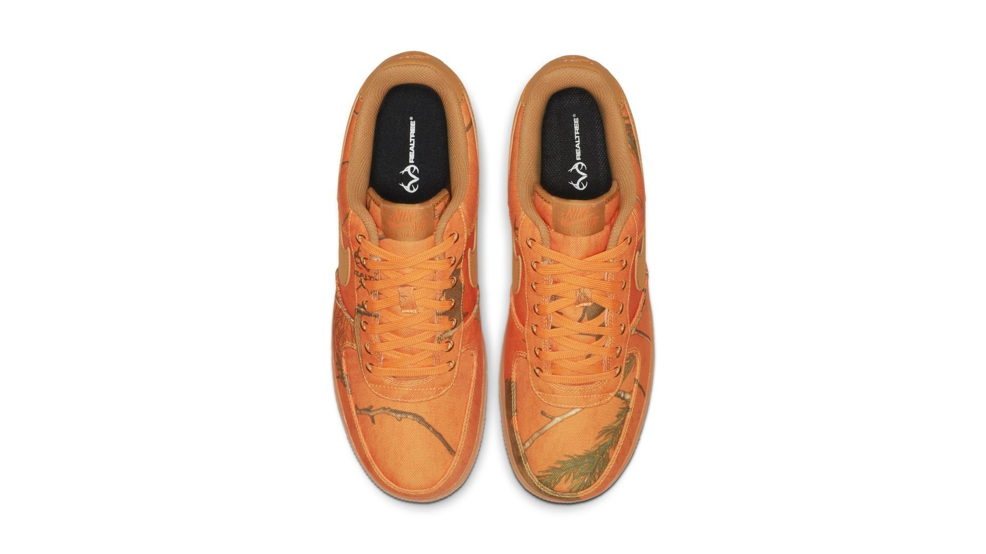 Nike Air Force 1 Low Realtree Orange (AO2441-800)
