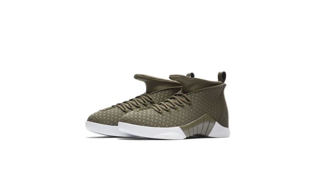 Jordan 15 Retro PSNY Olive Suede Friends and Family