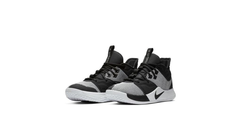 Nike PG 3 Monochrome