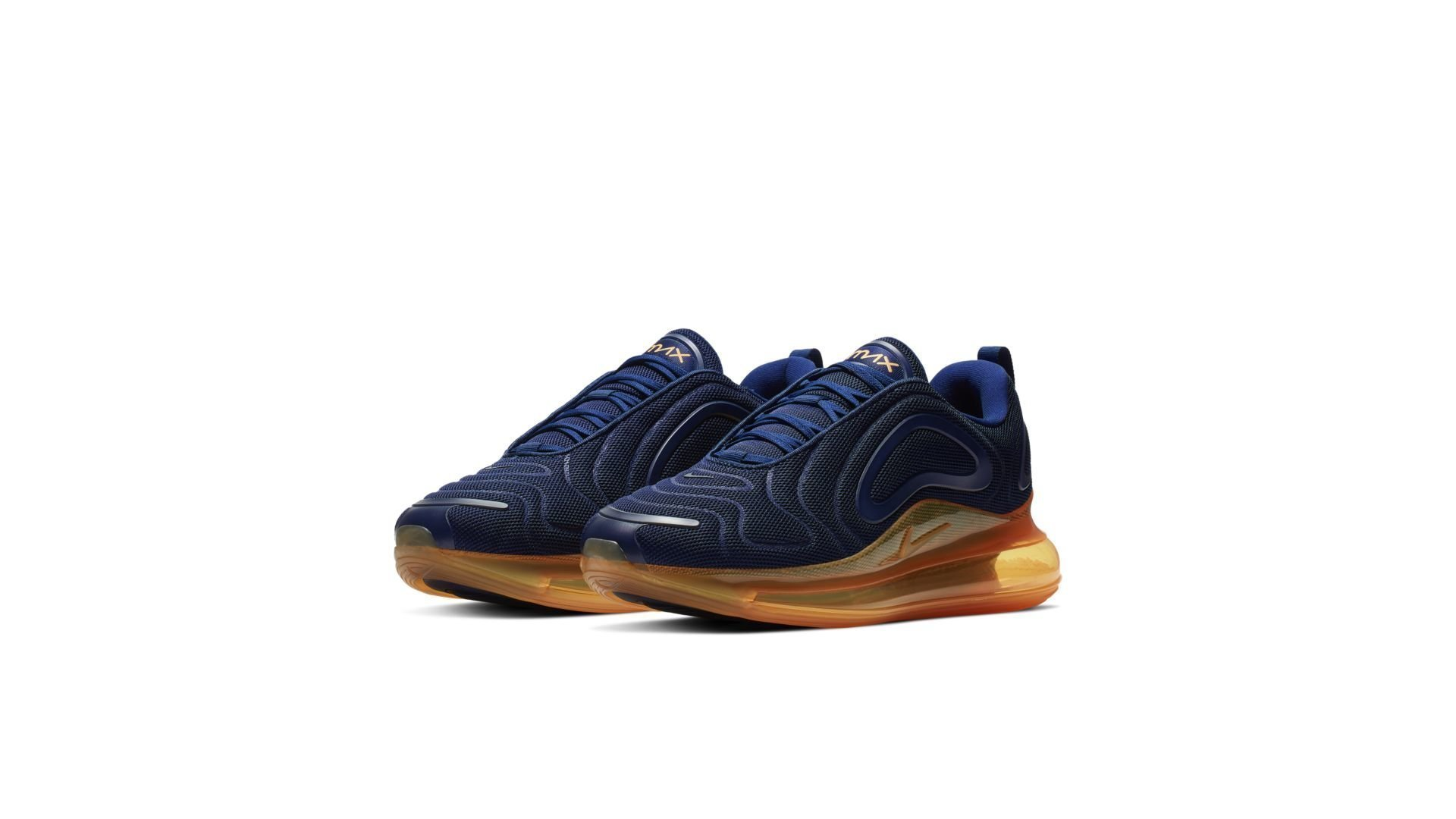 Nike Air Max 720 Navy + Orange AO2924 401 Release Date