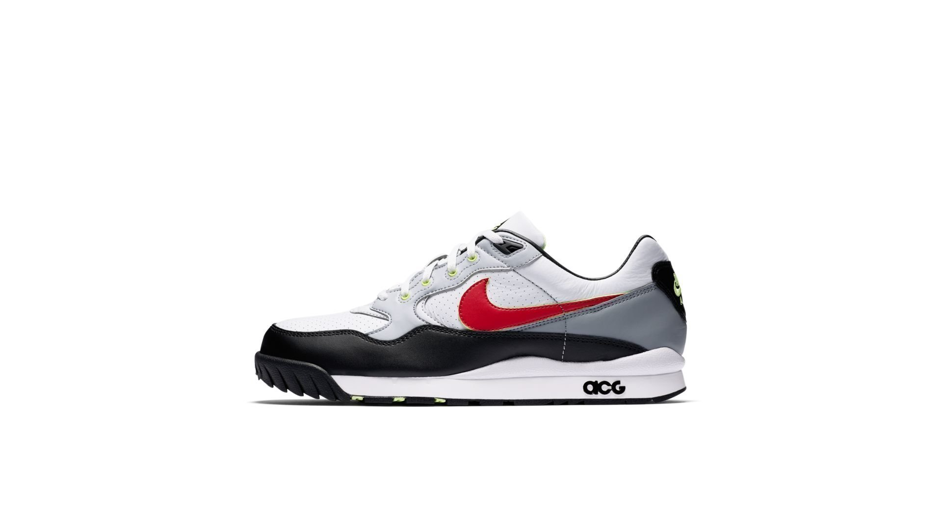 Nike Air Wildwood ACG zwartgrijsrood AO3116001