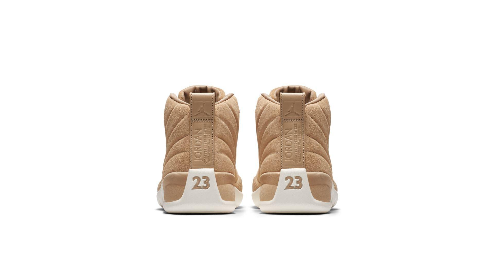 Jordan 12 Retro Vachetta Tan (W) (AO6068-203)