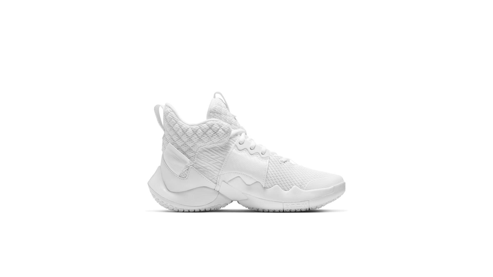 Jordan Why Not 0.2 White (GS) (AO6218-101)