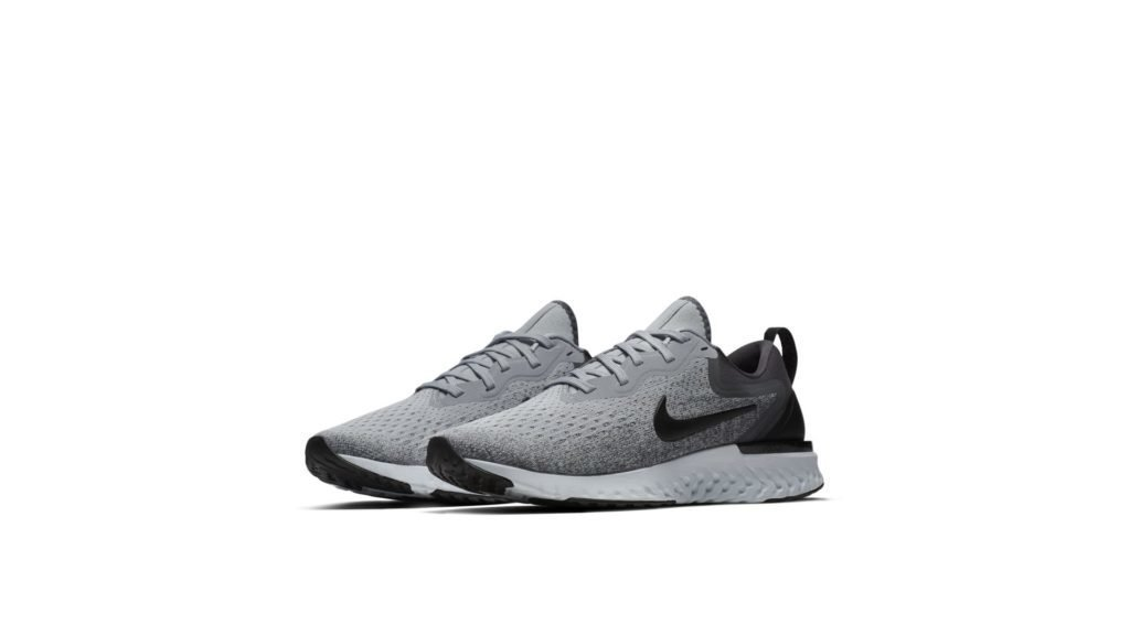 Nike Odyssey React Wolf Grey Black (W)