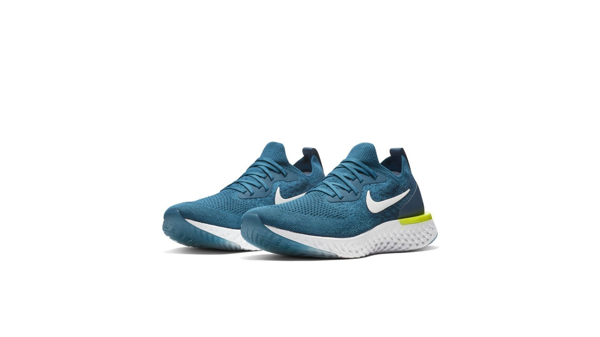 Nike Epic React Flyknit Green Abyss (AQ0067-302)