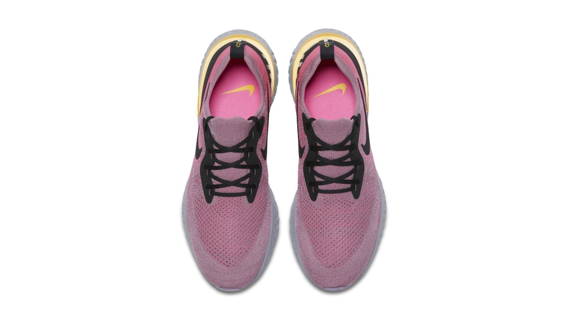 Nike Epic React Flyknit Plum Dust (AQ0067-500)