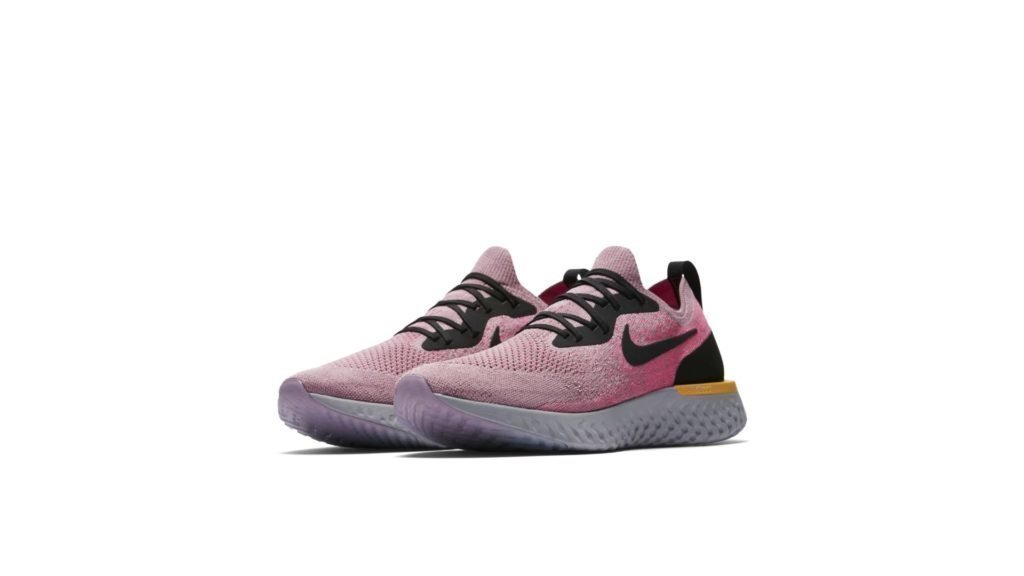Nike Epic React Flyknit Plum Dust