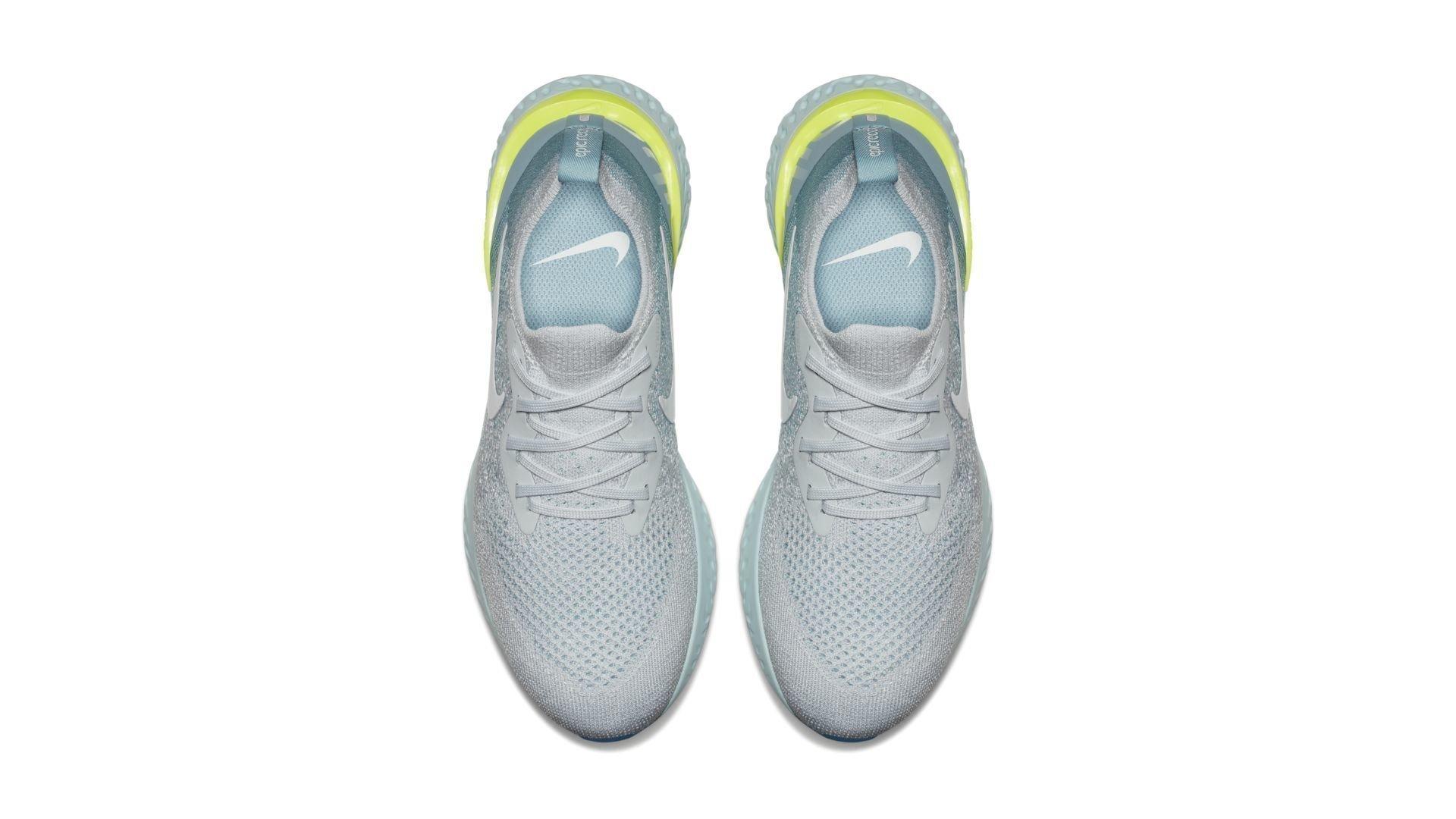 Nike Epic React Flyknit Volt Glow (W) (AQ0070-008)