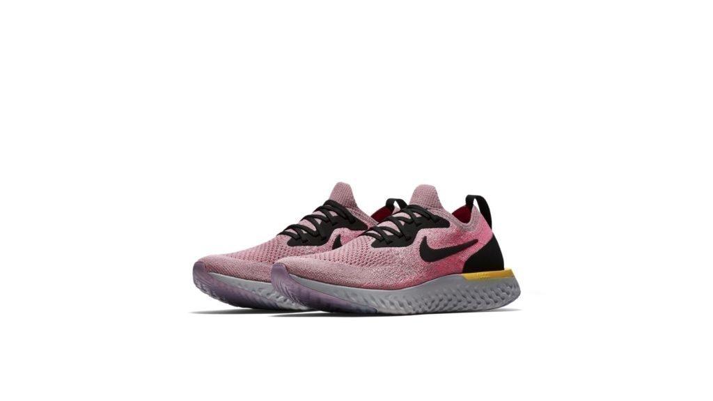 Nike Epic React Flyknit Plum Dust (W)