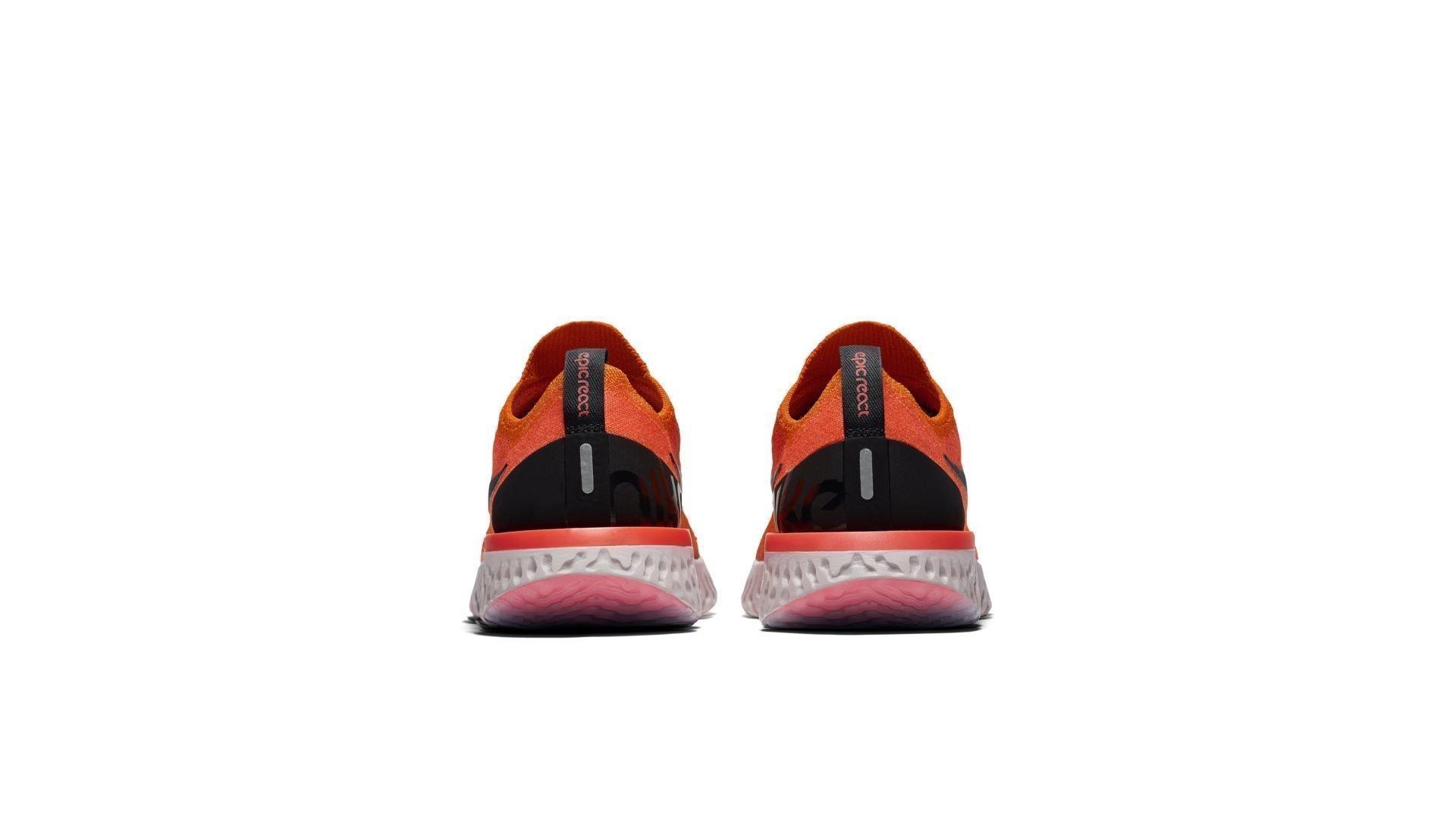 Nike Epic React Flyknit Copper Flash (W) (AQ0070-800)