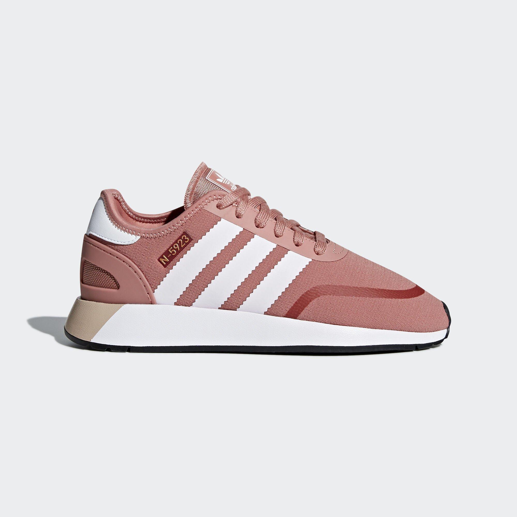 adidas N-5923 Ash Pink White (W) (AQ0267)