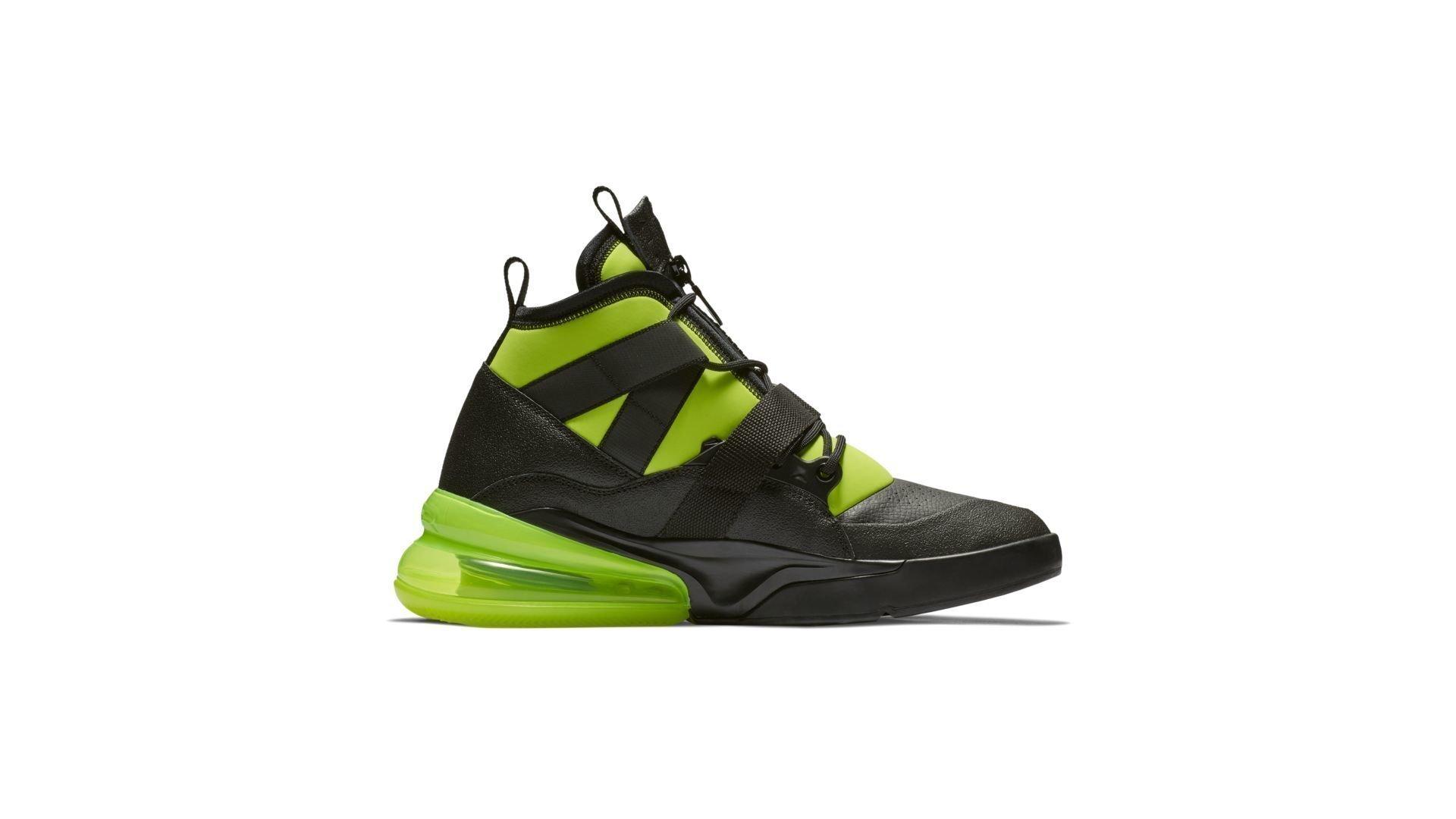 Nike Air Force 270 Utility BlackVolt AQ0572 001