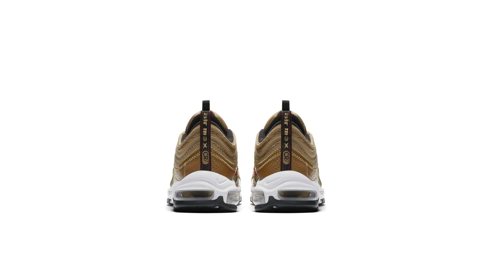 Nike Air Max 97 Metallic Gold 2017 Release Date | SneakerFiles