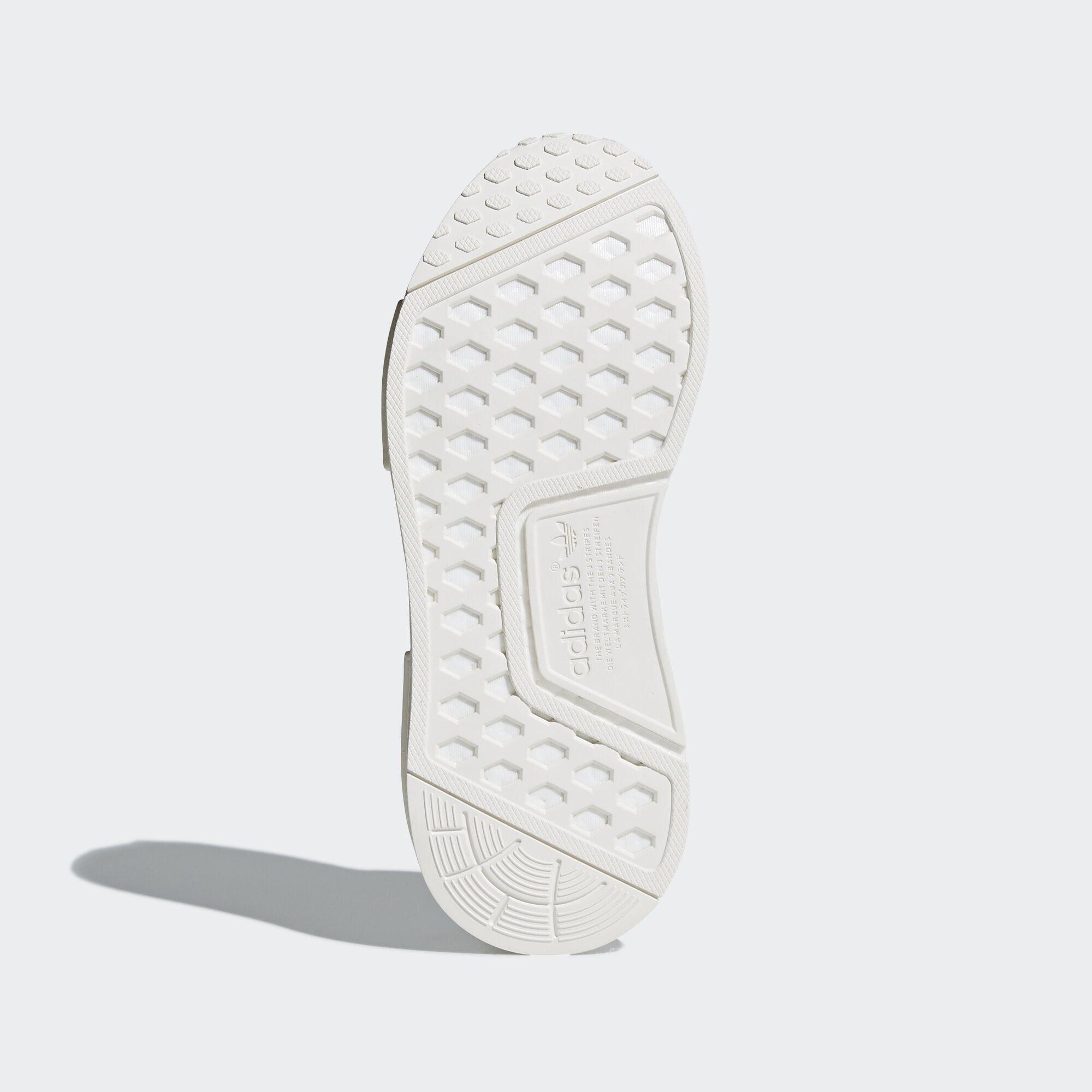 adidas NMD CS1 White Clear Orange (W) (AQ1136)