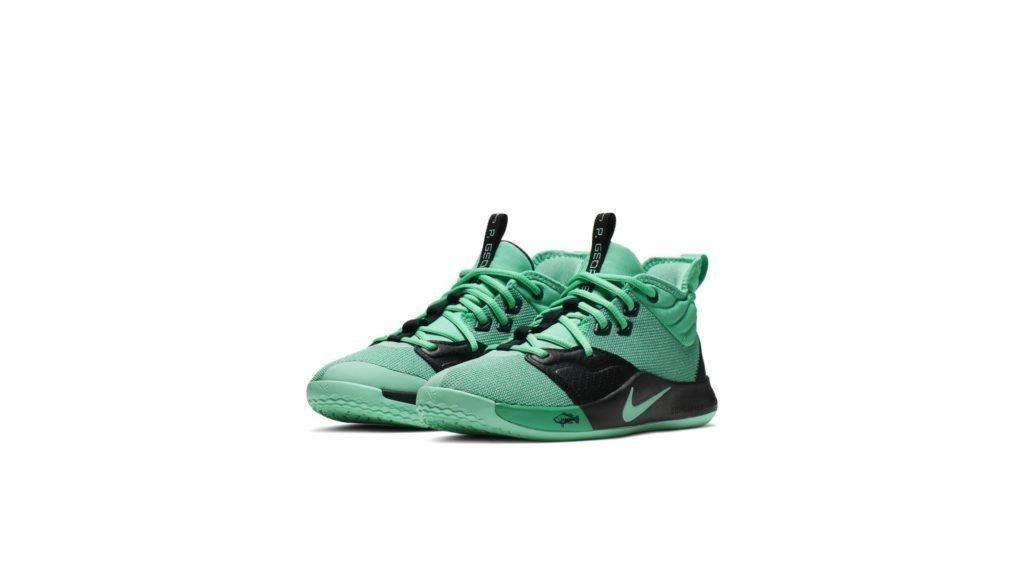 Nike PG 3 Menta (GS)