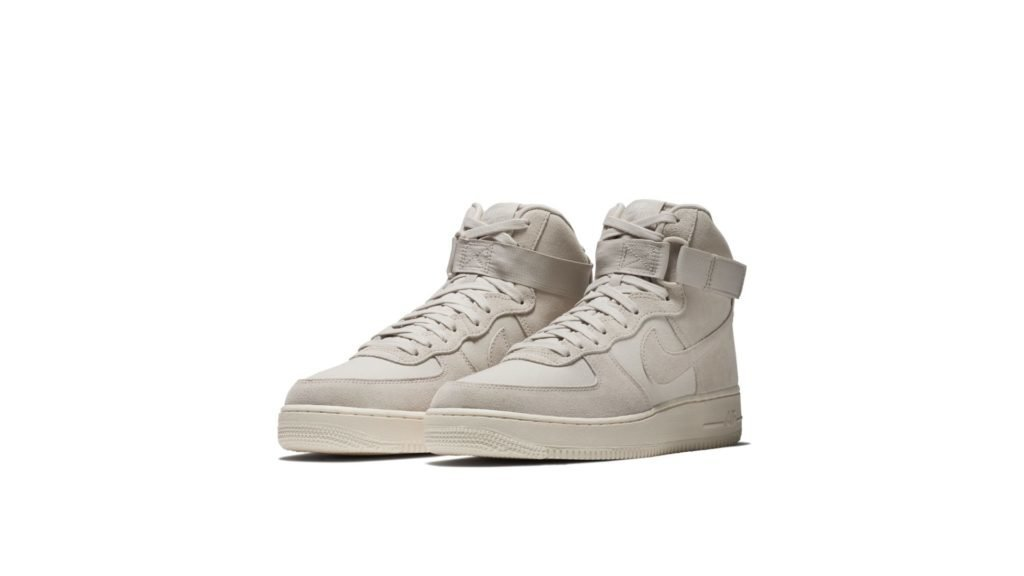 Air Force 1 High Suede Desert Sand