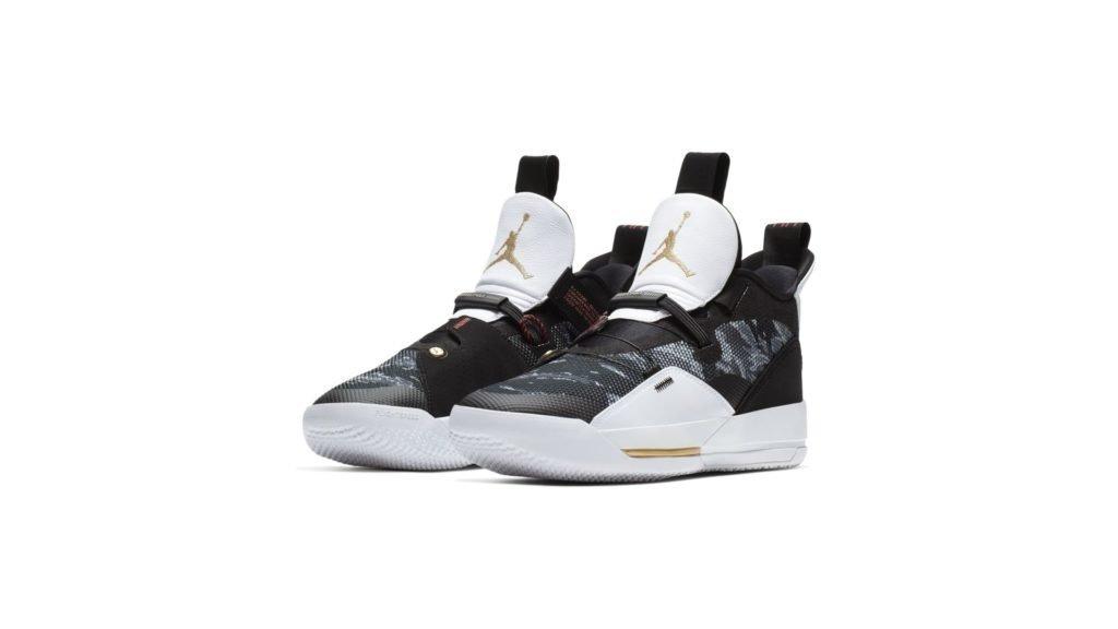 Jordan XXXIII Camo