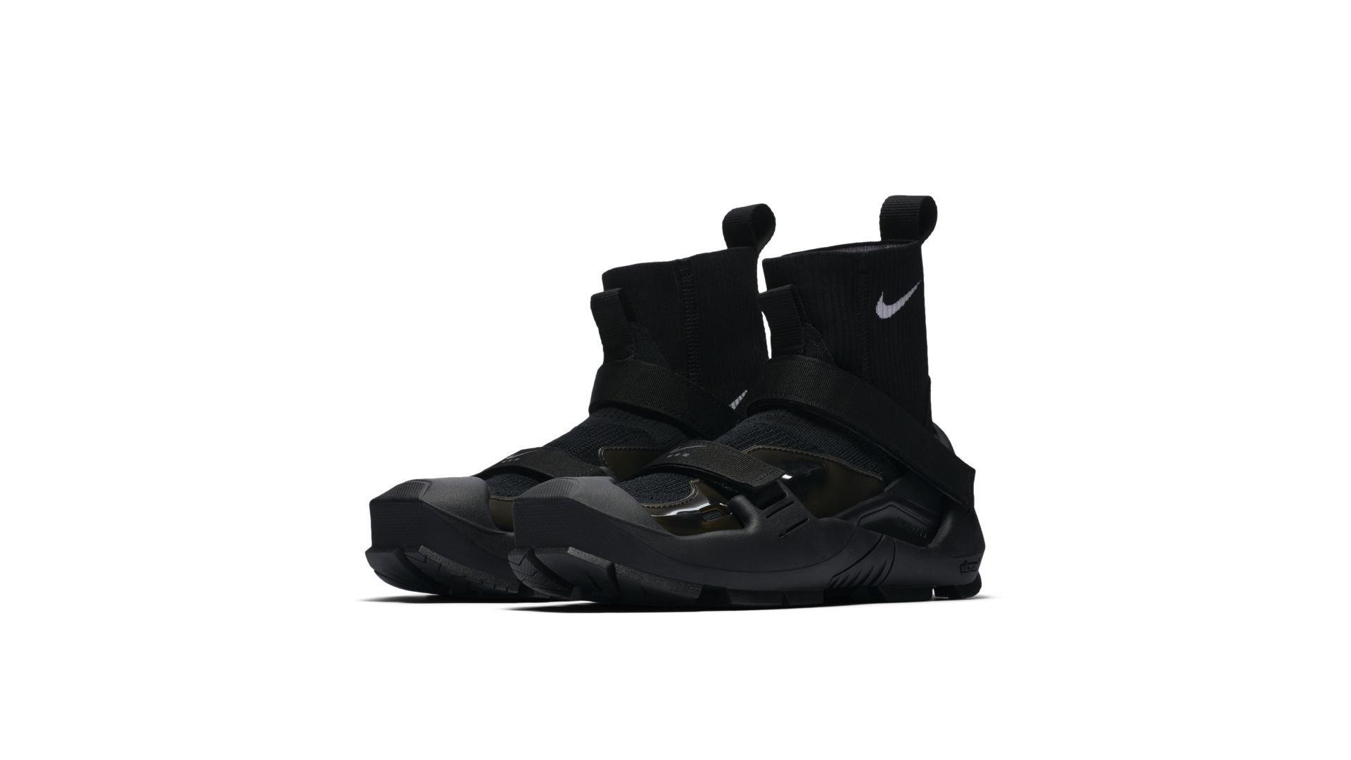 Nike Free TR 3 Flyknit SP MMW Black (W) (AQ9201-001)