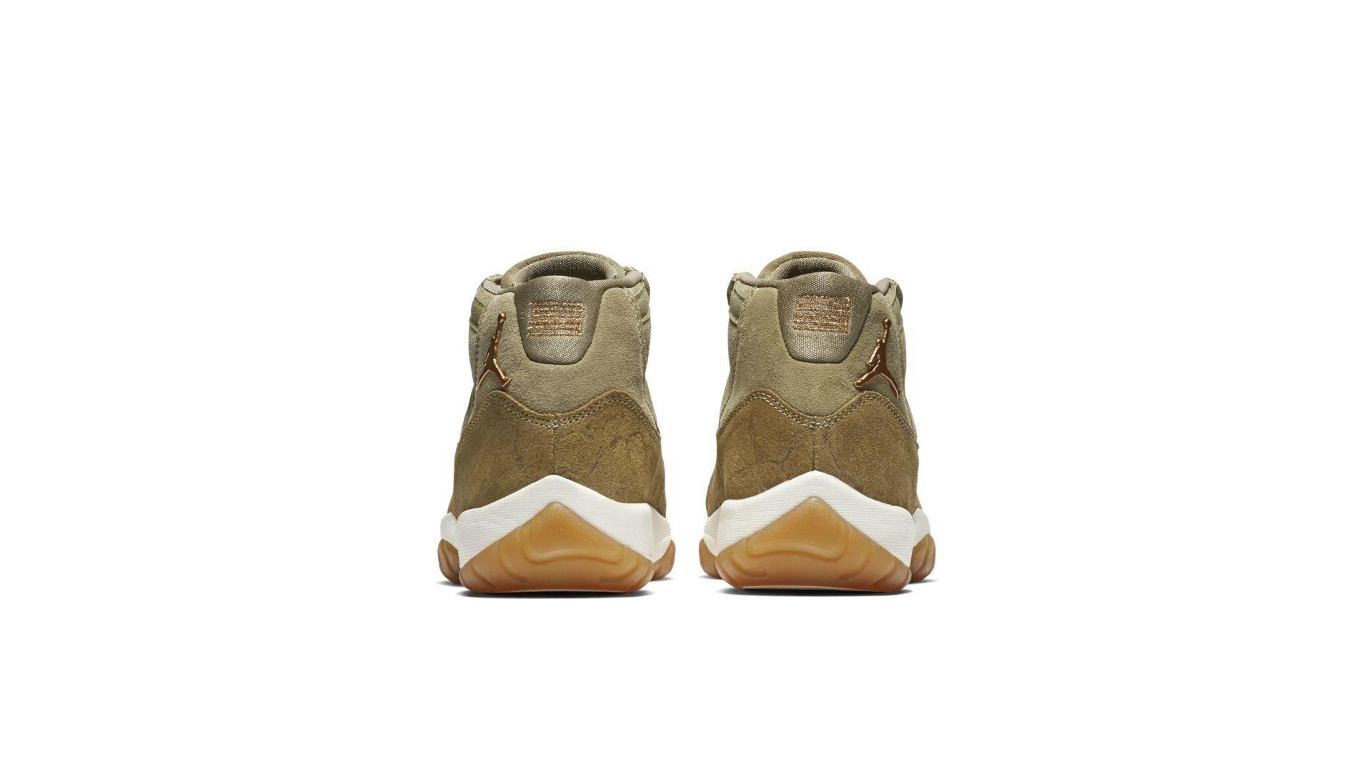 Jordan 11 Retro Neutral Olive (W) (AR0715-200)