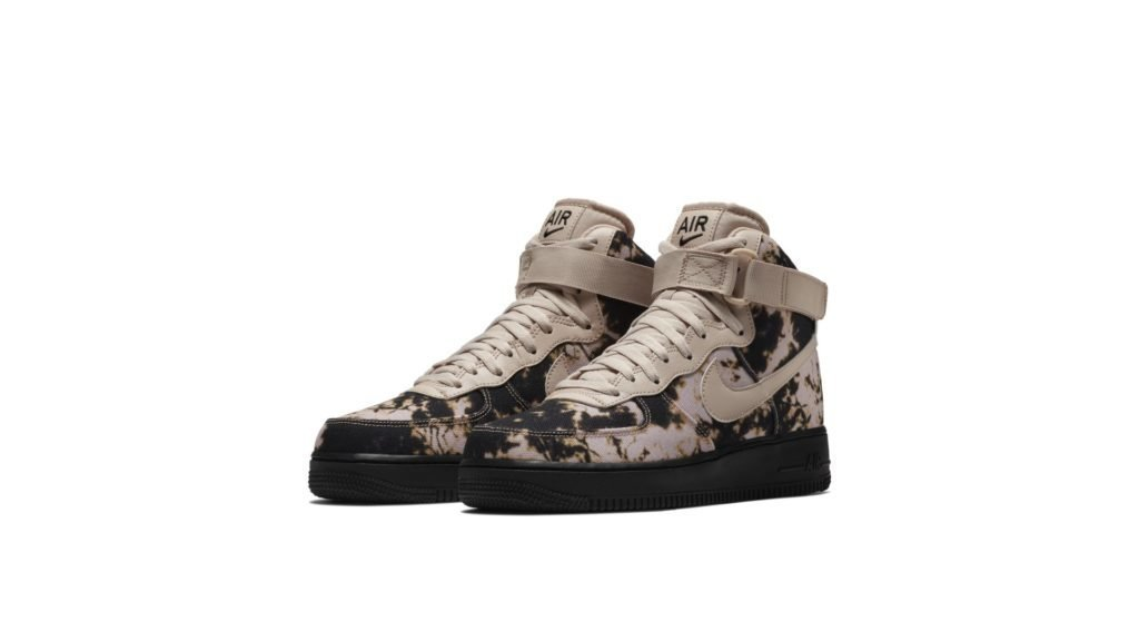 Air Force 1 High Acid Wash Print