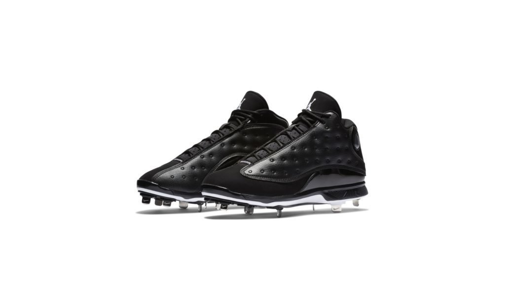 Jordan 13 Retro Metal Cleat Black