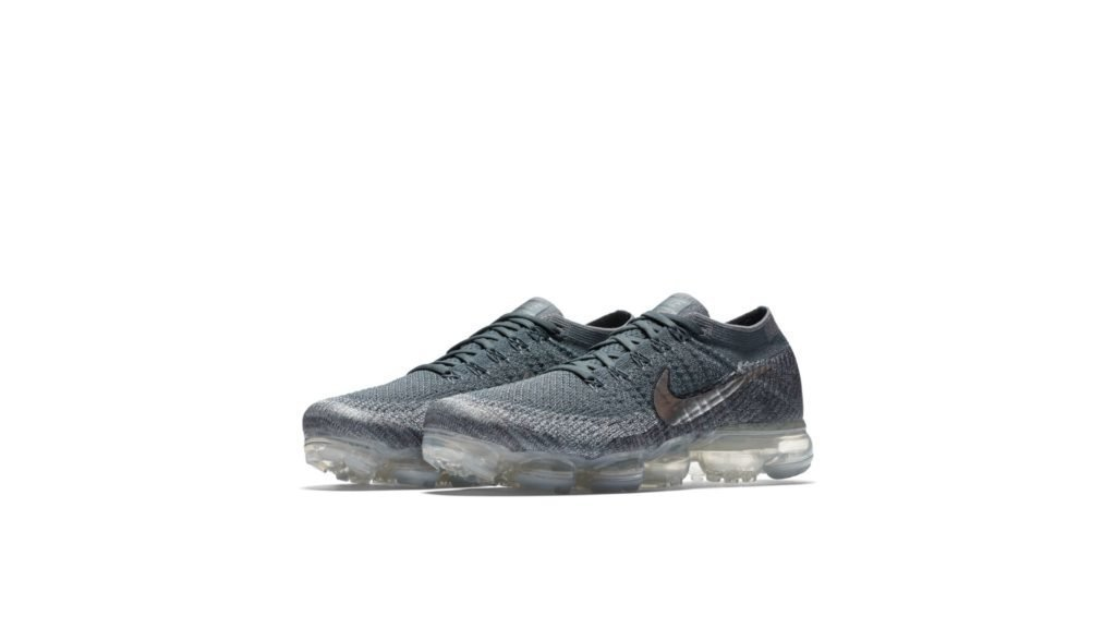 Air VaporMax Metallic Blue Fox (W)