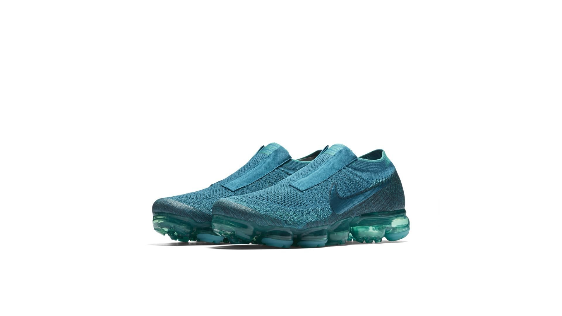 Nike Air VaporMax SE Laceless Blustery (W) (AR4477-440)