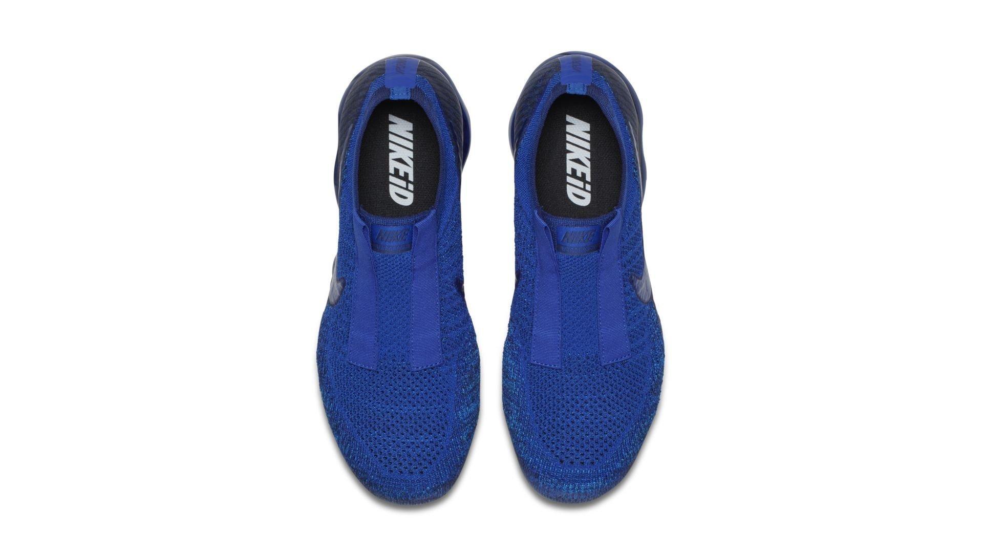 Nike Air VaporMax SE Laceless Racer Blue (W) (AR4477-444)