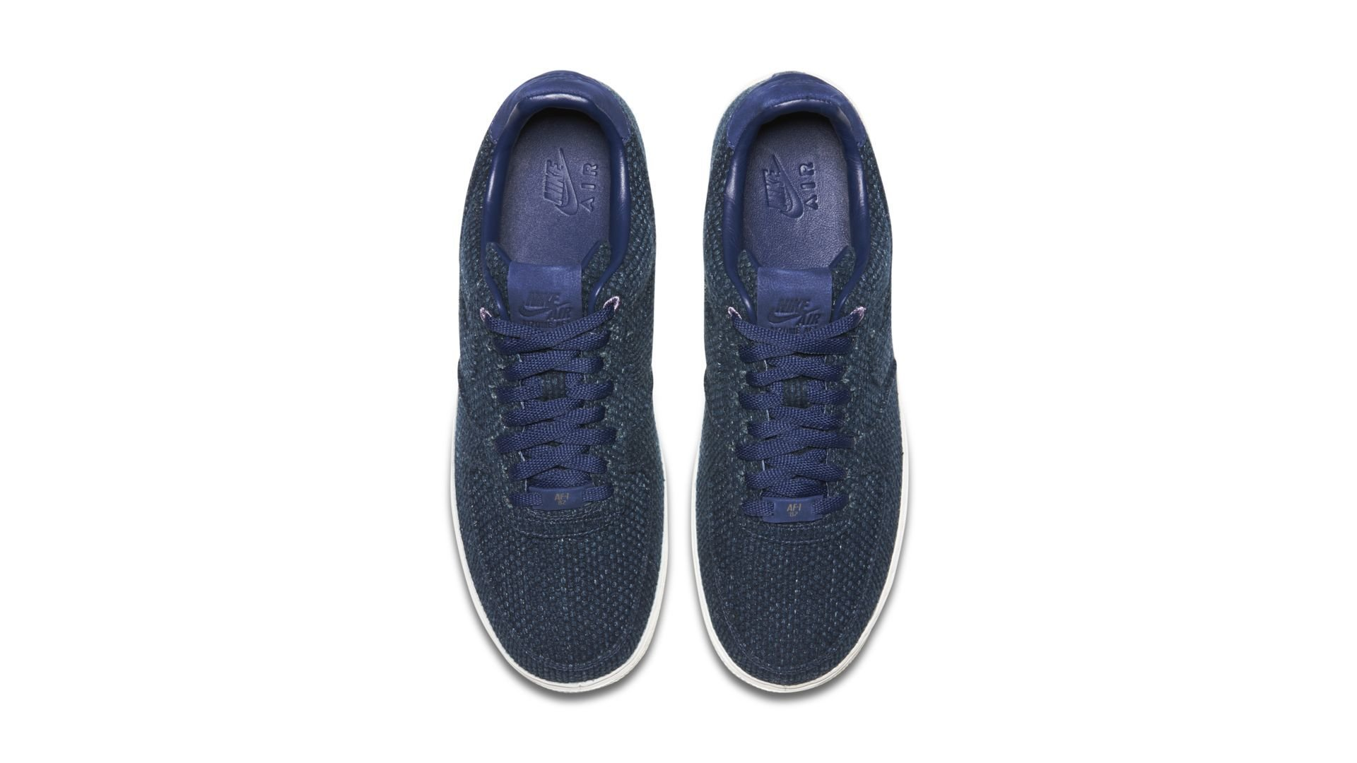 Nike Air Force 1 Low Aizome Navy (AR4670-444)