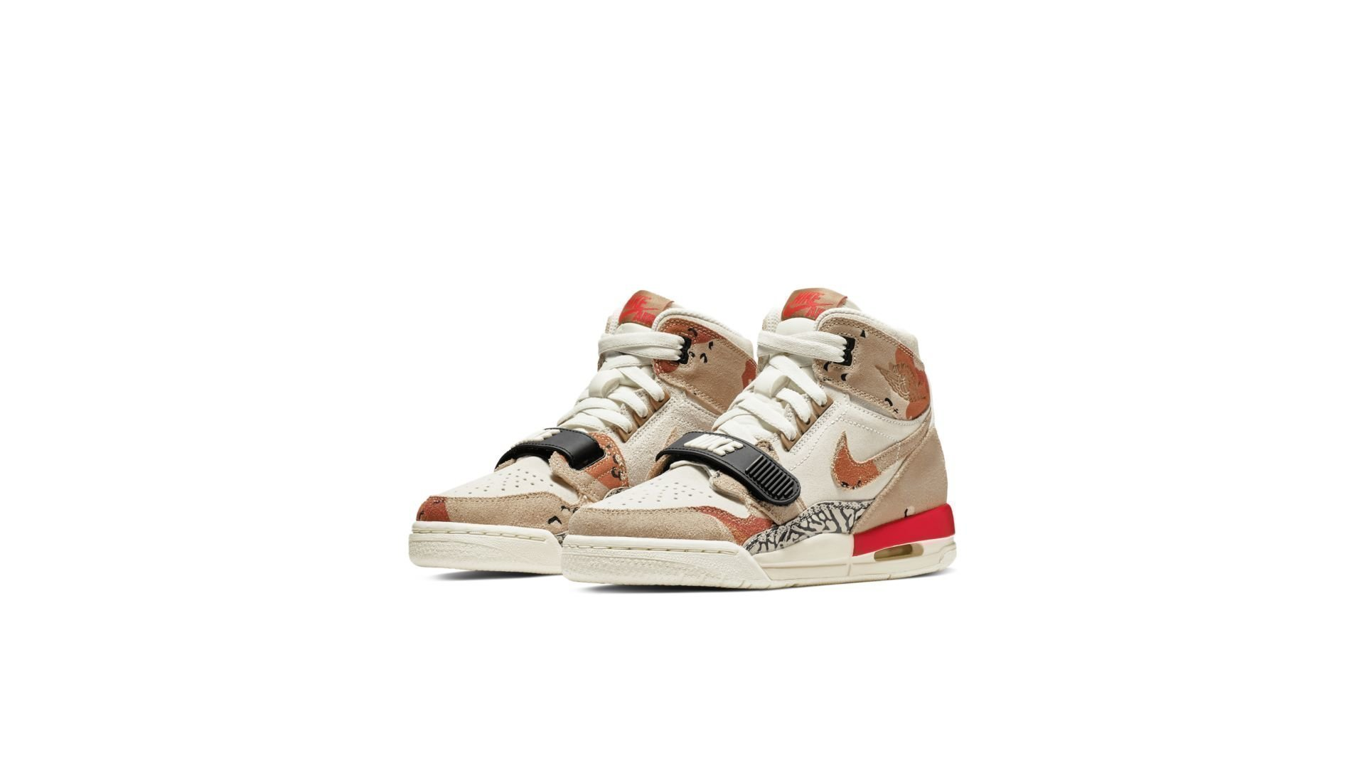 Jordan Legacy 312 Desert Camo (GS) (AT4040-126)