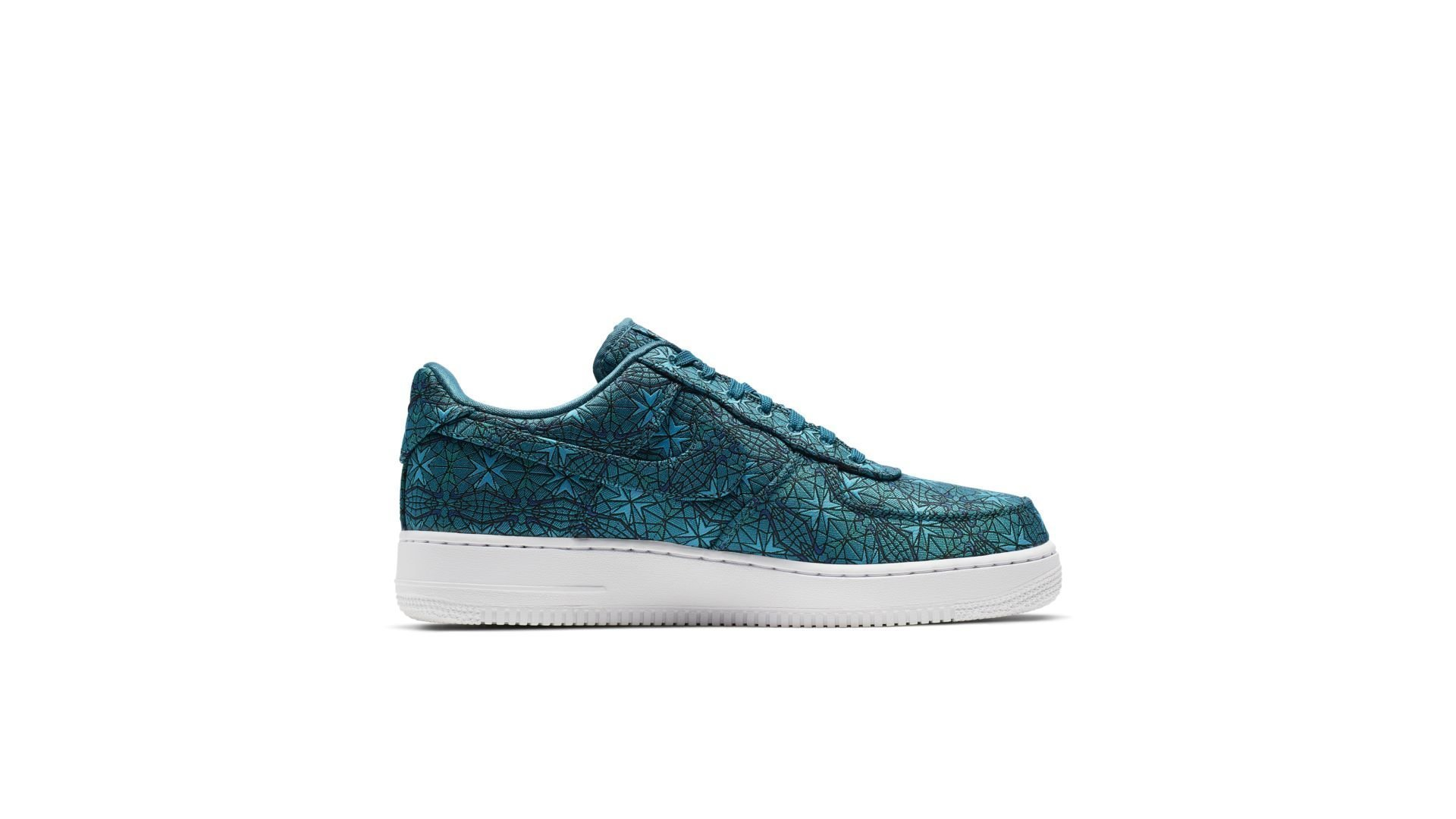 Nike Air Force 1 Low Stained Glass Green Abyss (AT4144-300)