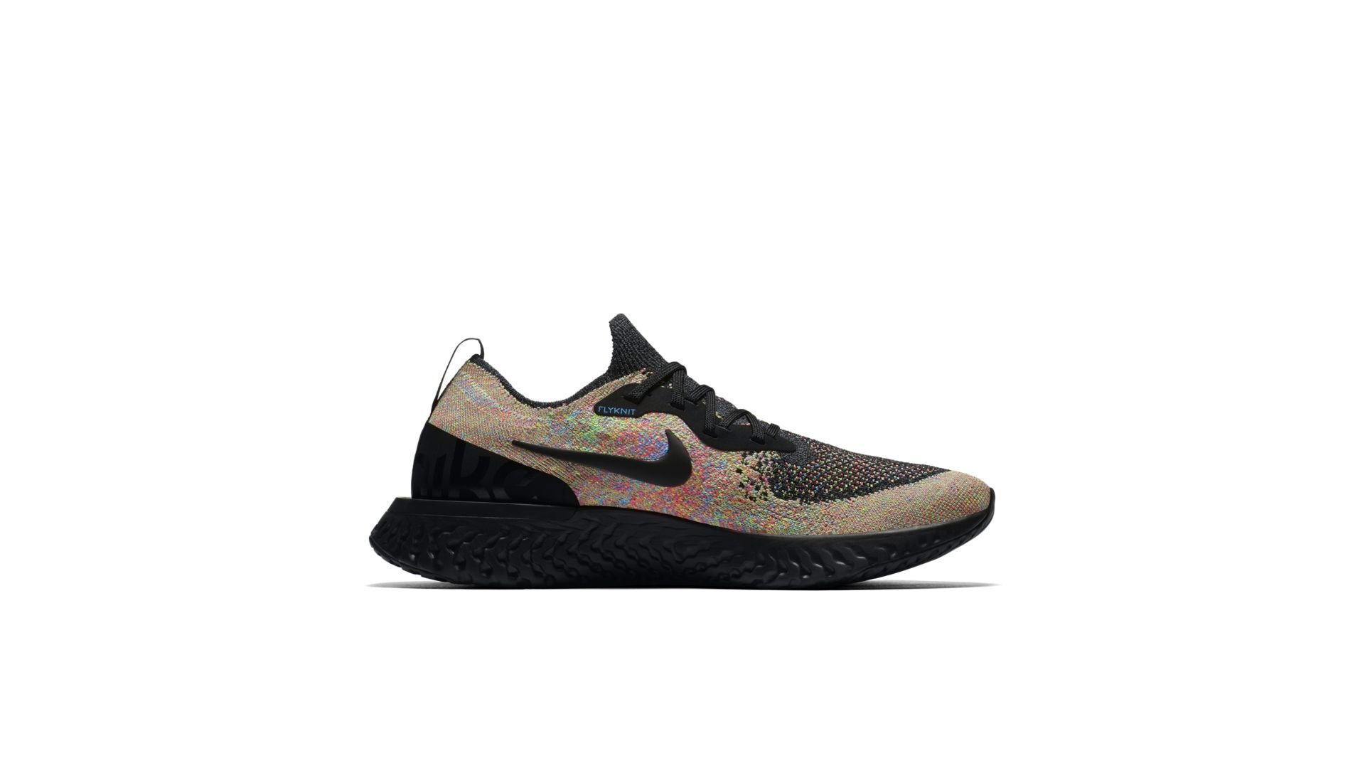 Nike Epic React Flyknit Multi-Color (AT6162-001)