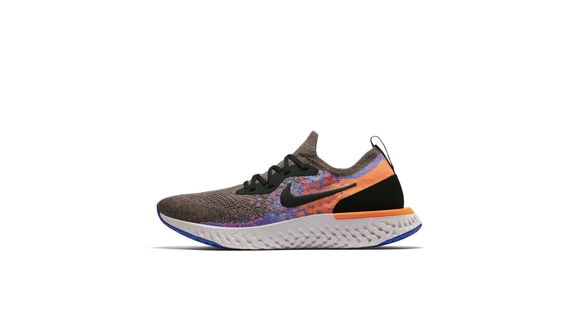 Nike Epic React Flyknit Mink Brown (AT6162-200)