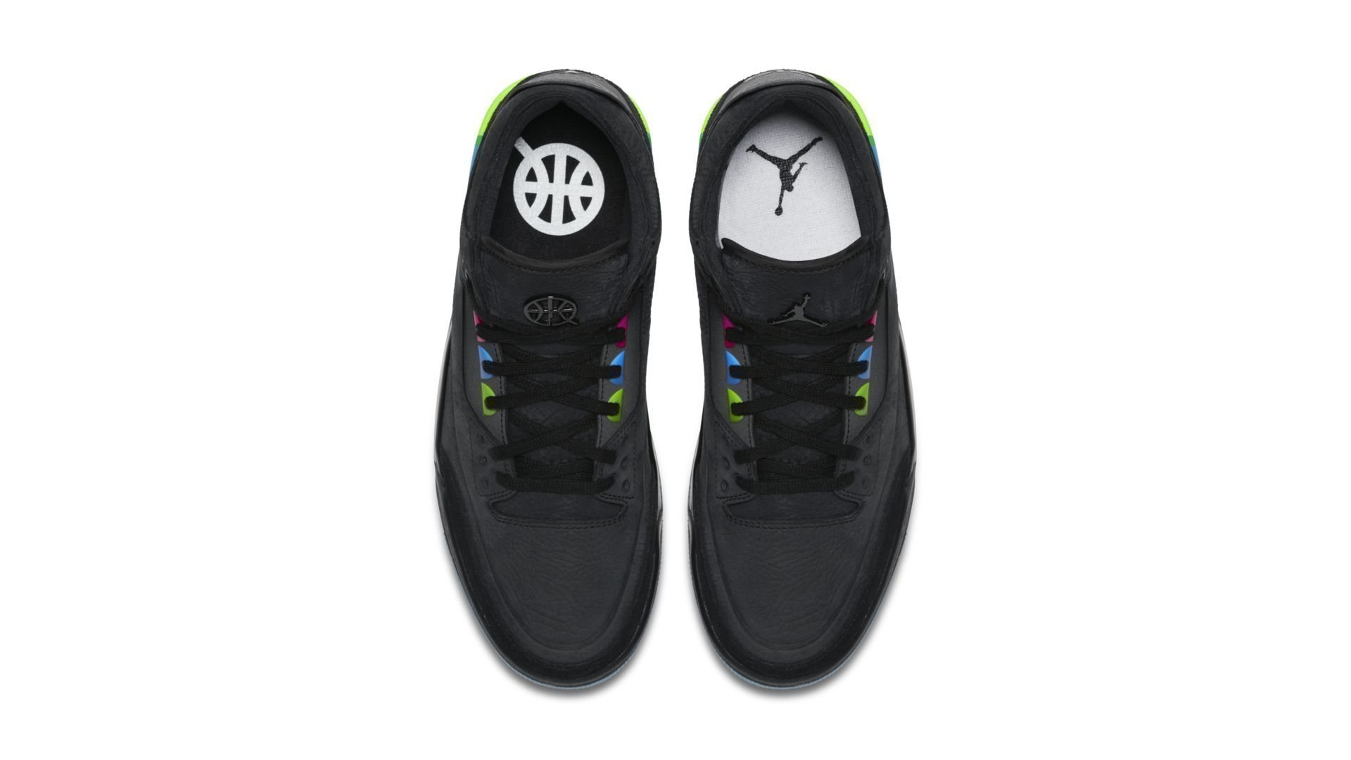 Jordan 3 Retro Quai54 (2018) (AT9195-001)