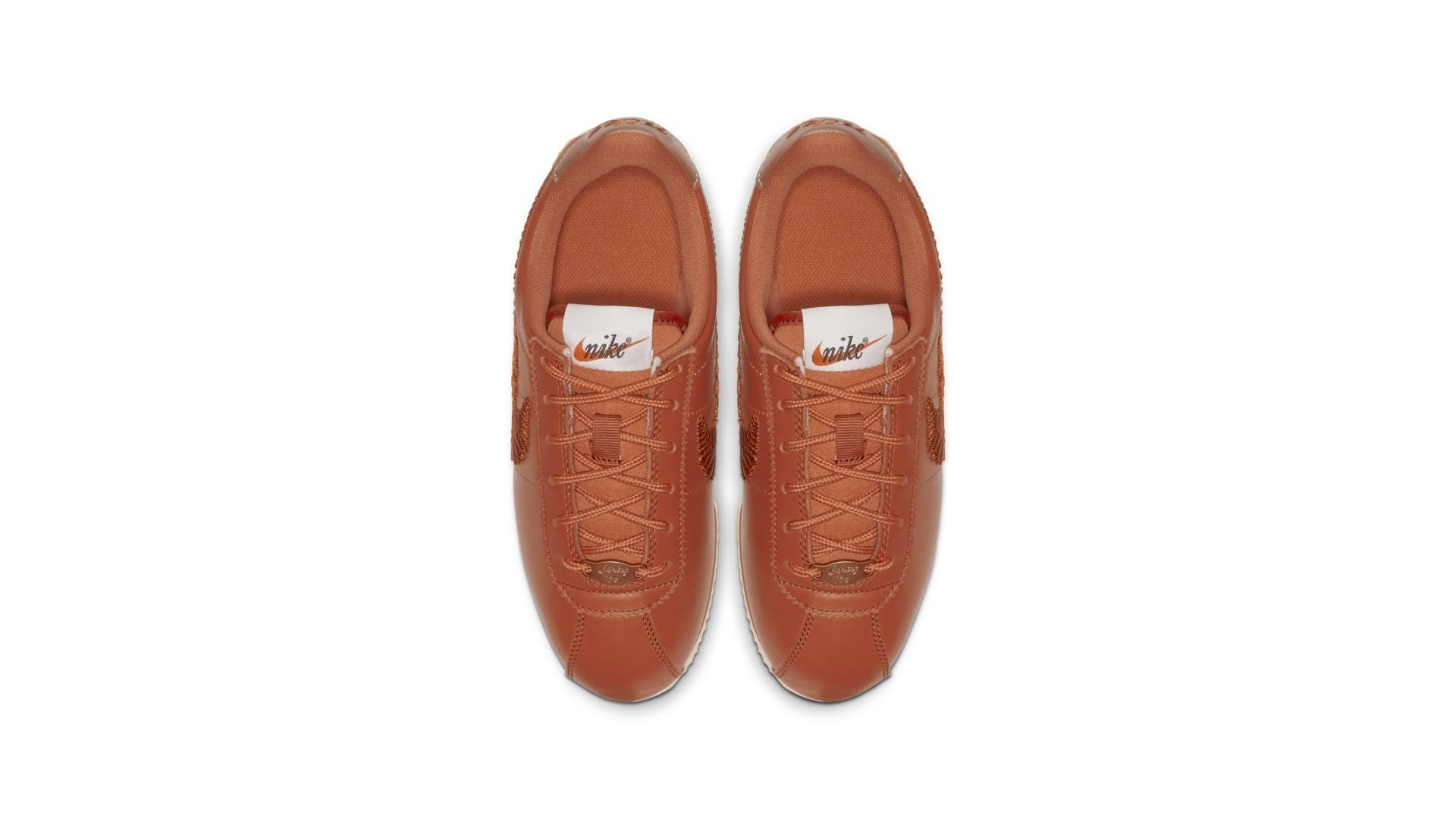 Nike Classic Cortez Embroidered Dusty Peach (GS) (AV1336-200)