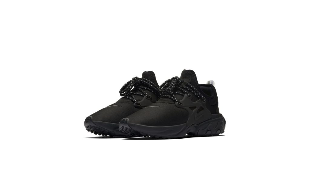 Nike React Presto Black Cat