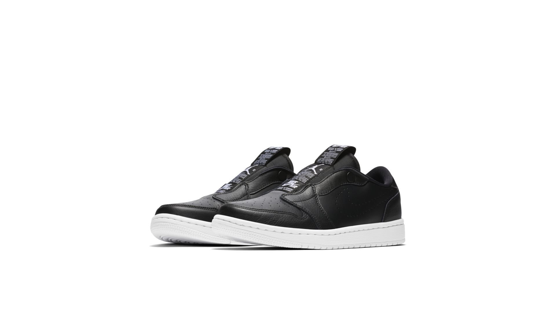 Jordan 1 Retro Low Slip Black White (W) (AV3918-001)