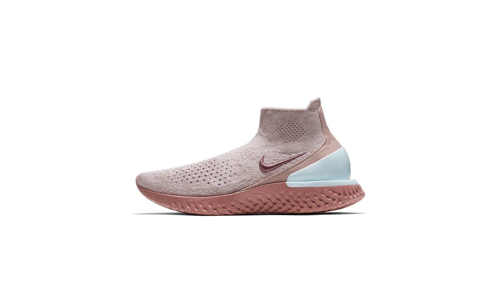Nike Rise React Flyknit Diffused Taupe (W) (AV5553-226)