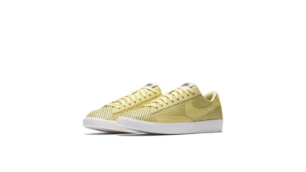 Nike Blazer Low Lemon Wash (W)